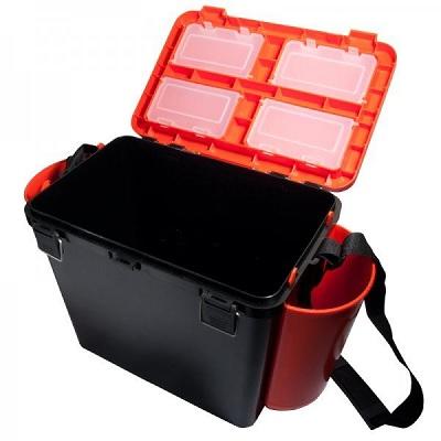 Коробки и ящики для зимней рыбалки