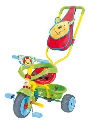 Велосипед трехколесный Smoby WinniE onesize Winnie зеленый 444160