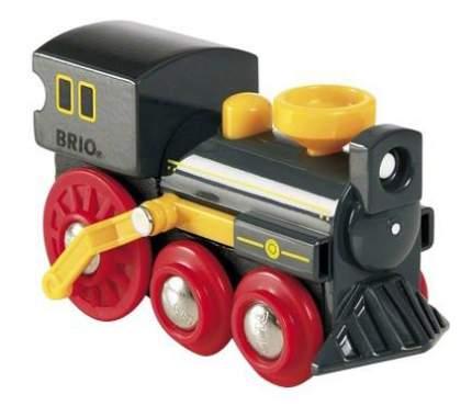 Классический паровоз деревянной железной дороги Brio 33617