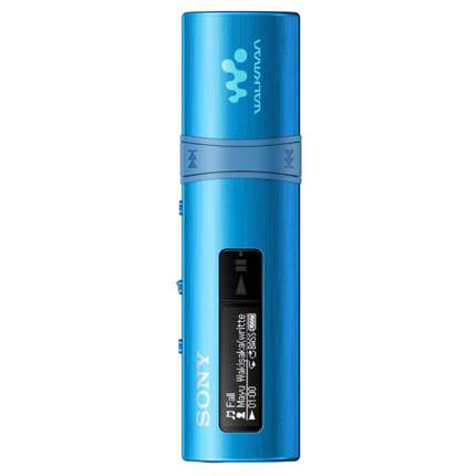 Портативный медиаплеер Sony NWZ-B183F Blue