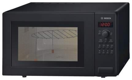 Микроволновая печь с грилем Bosch HMT84G461R black