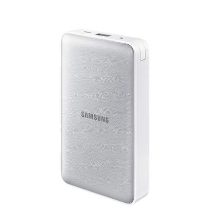 Внешний аккумулятор Samsung EB-PN915 11300 мА/ч (EB-PN915BSRGRU) Silver
