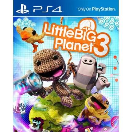 Игра LittleBigPlanet 3 для PlayStation 4