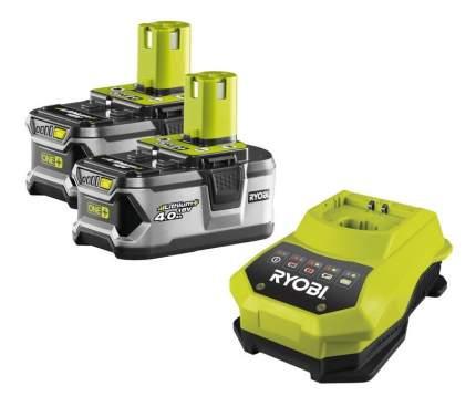 Набор аккумулятор и зарядное устройство Ryobi RBC18LL40 18V CHARGER KIT EU
