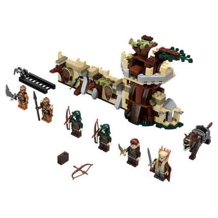 Конструктор LEGO Lord of the Rings and Hobbit Армия эльфов Лихолесья (79012)