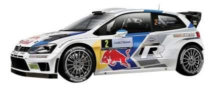 Машина Bburago Ралли - 2014 VW Polo R WRC 1:43