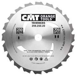 Диск режущий для триммера CMT 298.250.20