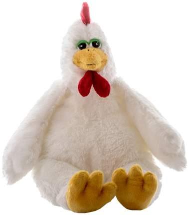 Мягкая игрушка птица Aurora Петушок белый 25 см