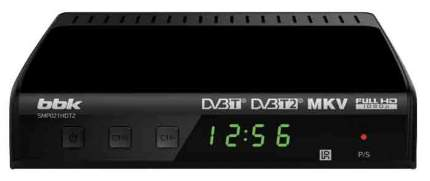 DVB-T2 приставка BBK SMP 021 HDT2 black