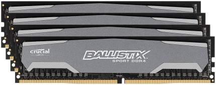 Оперативная память Crucial Ballistix Sport BLS4C8G4D240FSA