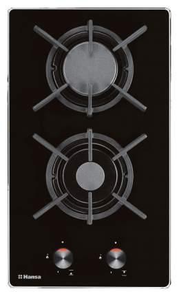 Встраиваемая варочная панель газовая Hansa BHKS31037 Black