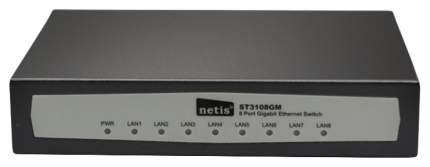 Коммутатор NETIS ST3108GM Черный