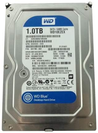 Жесткий диск WD Blue 1 ТБ (WD10EZEX)