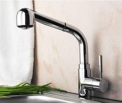 Смеситель для кухонной мойки WasserKRAFT Main 4166 хром