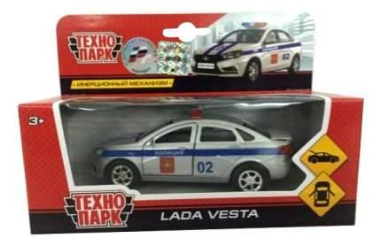 Полицейская Машинка Технопарк Лада Веста - Полиция