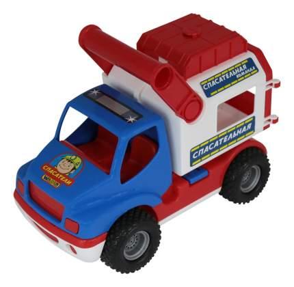 Машина службы спасения Полесье КонсТрак - спасательная команда