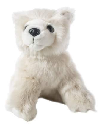 Мягкая игрушка SOYA Медведь белый, 13x11x17 см