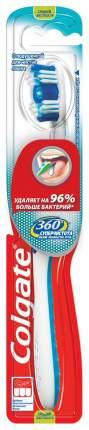 Зубная щетка Colgate 360 Суперчистота всей полости рта средняя