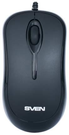 Проводная мышка Sven RX-165 USB Black (SV-03200165UB)