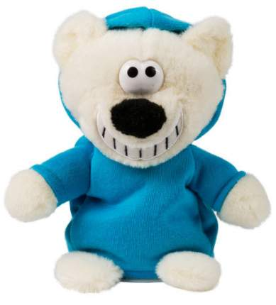 Интерактивная игрушка Woody OTime Плюшевый медведь DJ Blue