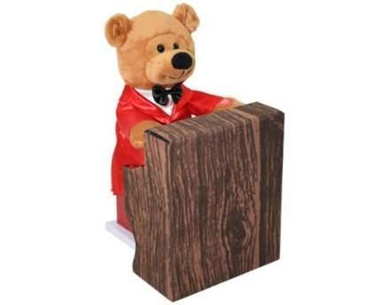 Интерактивная игрушка Ваш Подарок Медвежонок пианист YJK6301