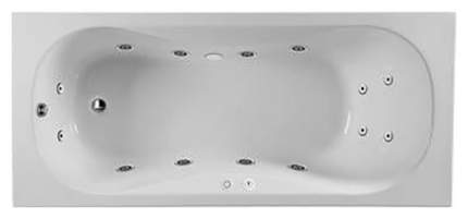 Акриловая ванна AM.PM Bliss L 170х75 c гидромассажем