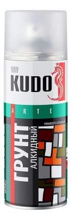 Грунтовка серая KUDO ,520 мл
