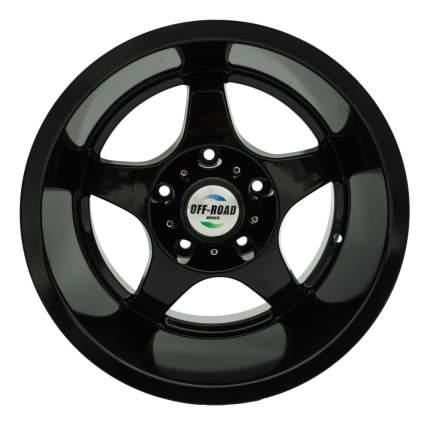 Колесные диски OFF-ROAD Wheels R16 10J PCD5x139.7 ET-44 D110 (A1610-53910HBL-44)