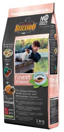 Сухой корм для собак BELCANDO Finest GF Salmon, лосось, 1кг