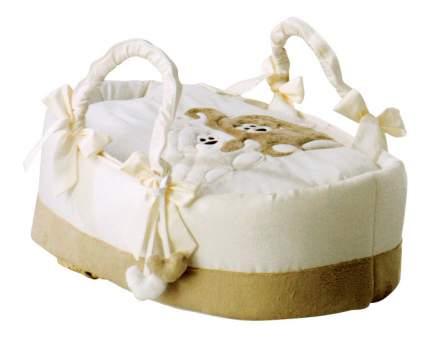 Люлька для переноски Baby Expert Cremino by Trudi крем