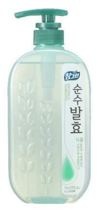 Средство для мытья посуды CJ Lion Chamgreen Растительные ферменты флакон-дозатор, 720 мл