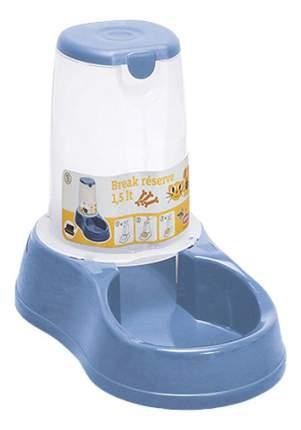 Автокормушка для кошек и собак Stefanplast, устойчивая, 1.5 л