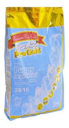 Сухой корм для щенков Frank's ProGold Puppy, курица, 15кг