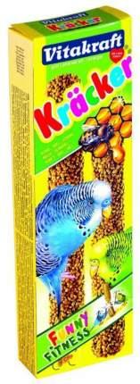 Лакомства для птиц Vitakraft Крекеры медовые для волнистых попугаев