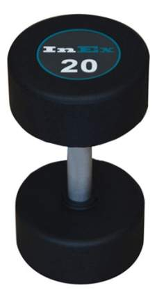 Гантельный ряд Inex FM\GRD-N-Set от 2,5 до 20 кг