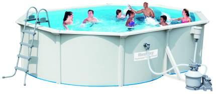 Бассейн каркасный Bestway Hydrium Oval Pool Set 56586