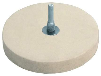 Насадка полировальная для гравера FIT 38715 150 мм