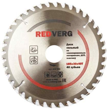Диск пильный RedVerg 6621253 800481