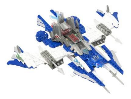 Конструктор пластиковый Tenkai Knights Десантный корабль