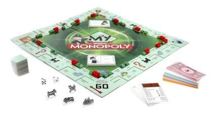 Экономическая настольная игра Hasbro Gaming Моя Монополия