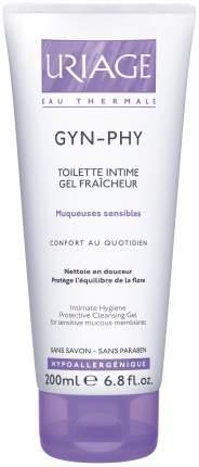 Средство для интимной гигиены Uriage Gyn-Phy 200 мл
