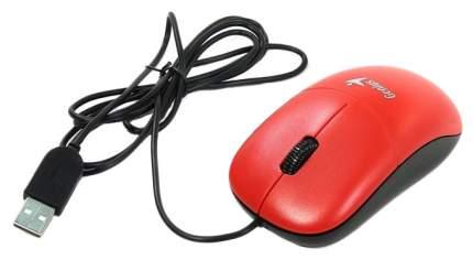 Проводная мышка Genius DX-135 Red (31010236101)