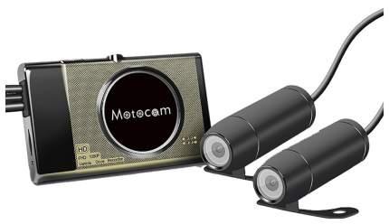 Видеорегистратор Motocam GPS X2 2ch GPS