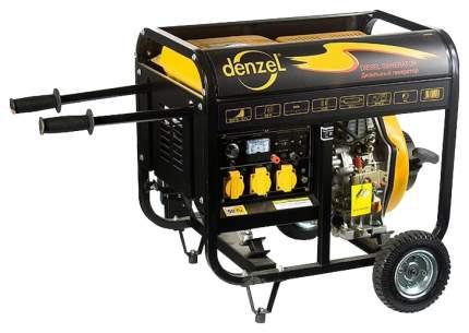 Дизельный генератор DENZEL 94670