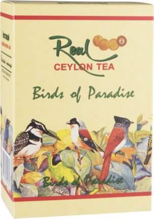 Чай черный Real райские птицы ceylon tea 100 г