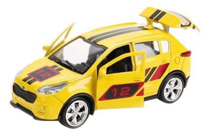 Внедорожник Технопарк Kia Sportage 12 см
