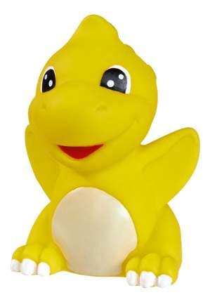 Игрушка для купания ABC Динозаврик желтый
