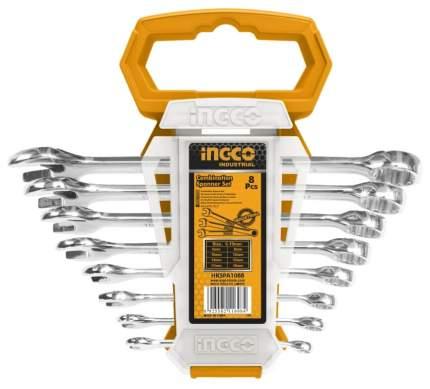 Набор ключей комбинированных INGCO HKSPA1088 INDUSTRIAL