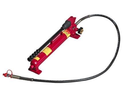 Насос гидравлический ручной, заправочная емкость 600см3 JTC /1