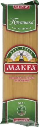 Макаронные изделия Makfa паутинка вермишель длинная 500 г